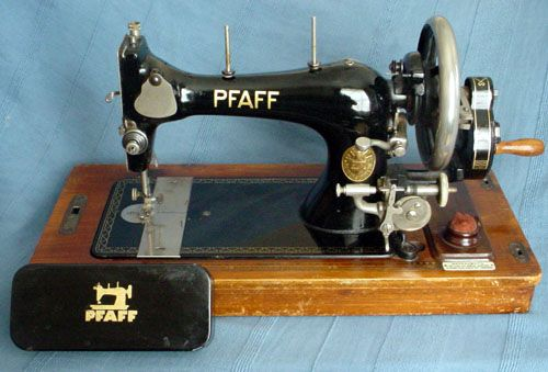 pfaff industrial sewing machine manual