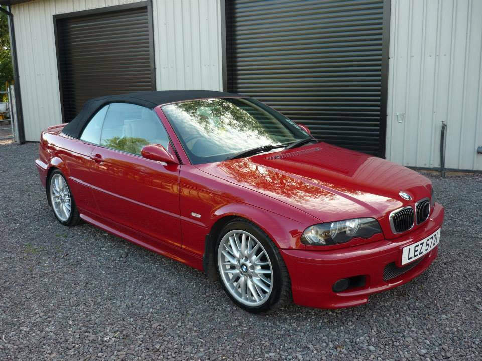 2003 bmw 330ci convertible owners manual