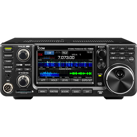icom ic 7100 user manual