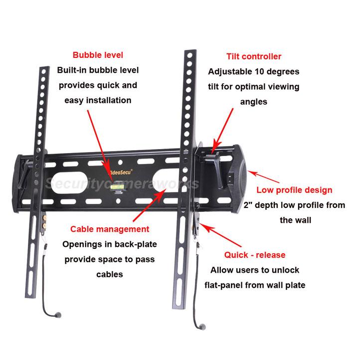 hp quick release bracket manual