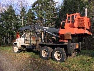 prentice log loader parts manual