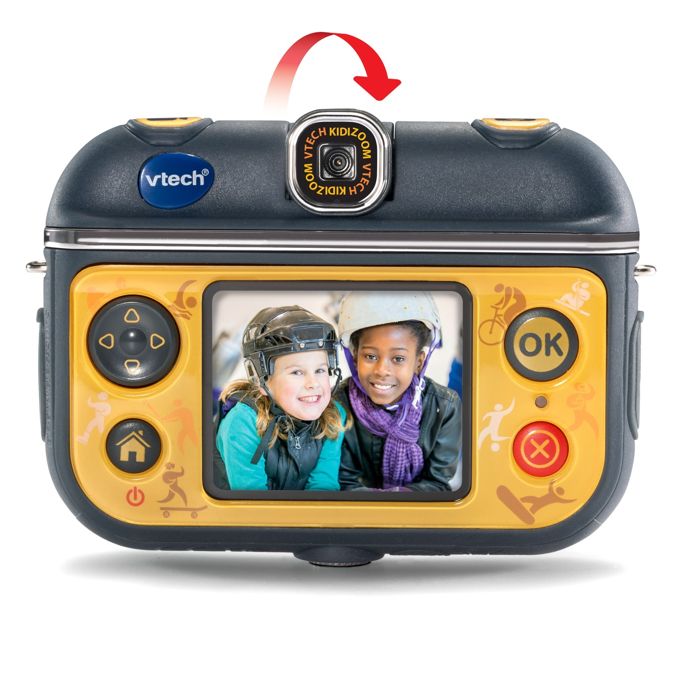 vtech kidizoom action cam manual