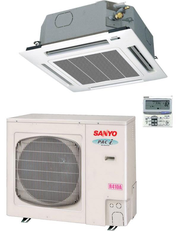 sanyo air conditioner user manual