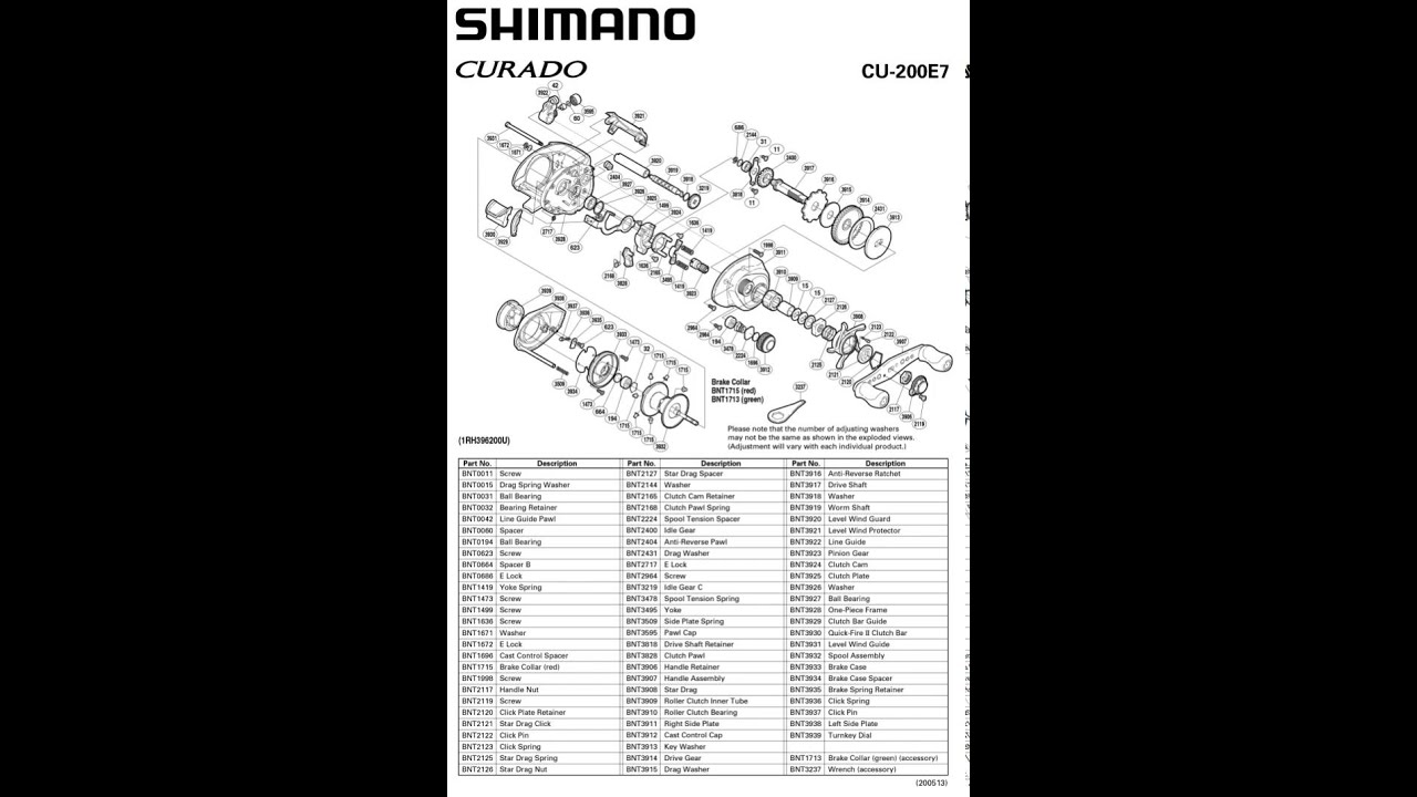 shimano bantam curado cu 200 manual