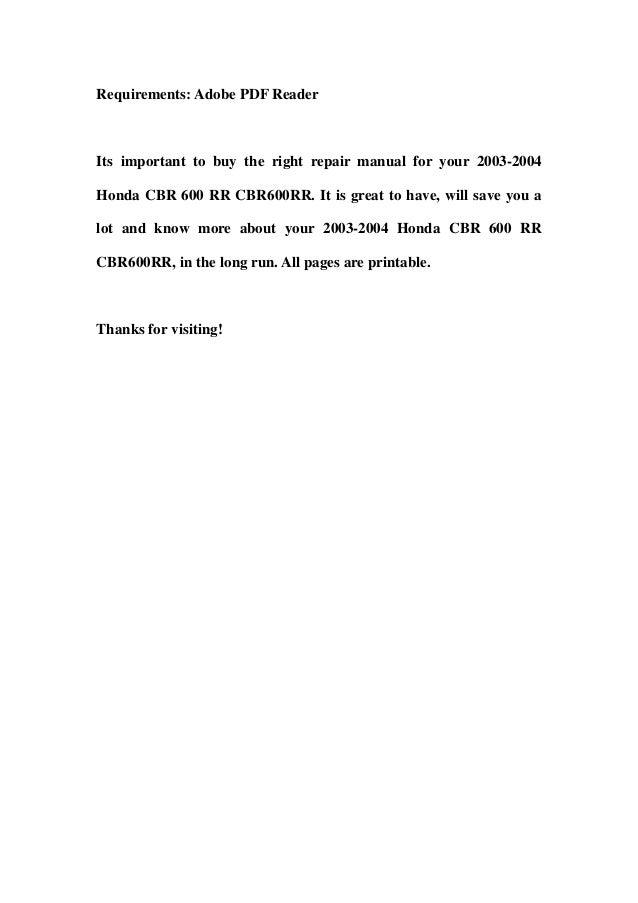 honda cbr 125 service manual pdf free download