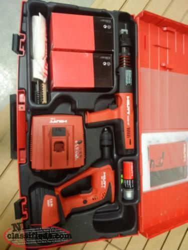 hilti dx a40 user manual