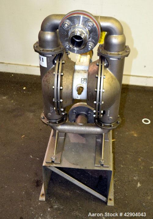 wilden air operated double diaphragm pump manual