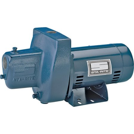sta rite well pump manual