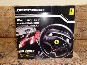 thrustmaster ferrari gt experience manual