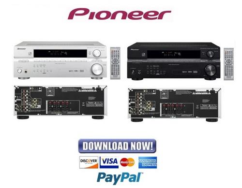 pioneer vsx 921 service manual