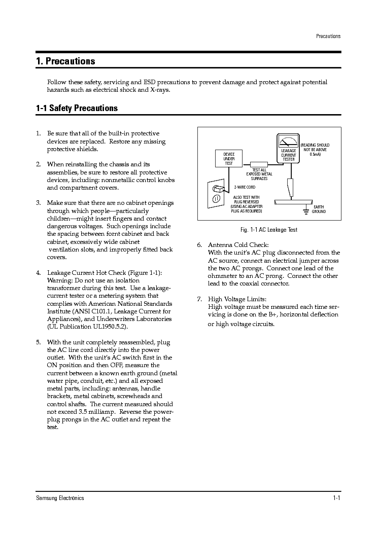 samsung plasma tv owners manual