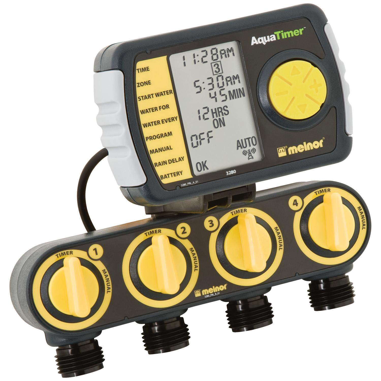 aqua systems electronic digital tap timer manual