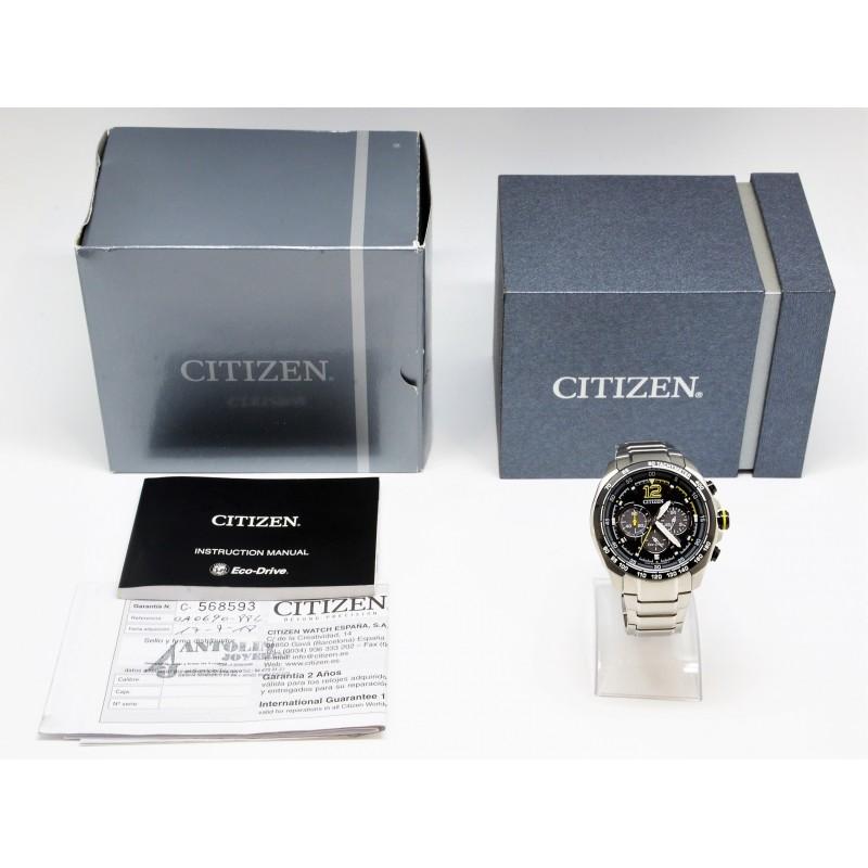 citizen eco drive b620 manual