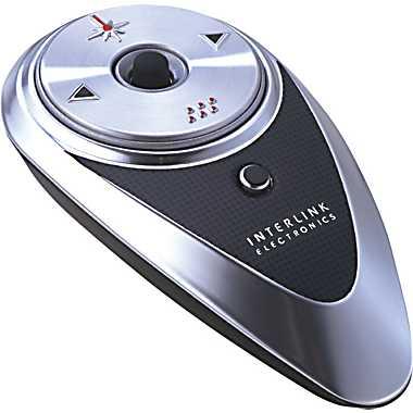 interlink electronics remotepoint presenter manual
