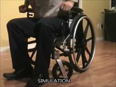 ez lock wheelchair installation manual