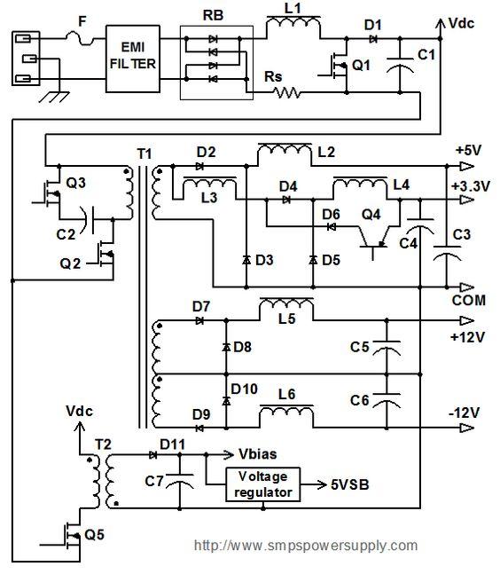 sec 1223 power supply manual