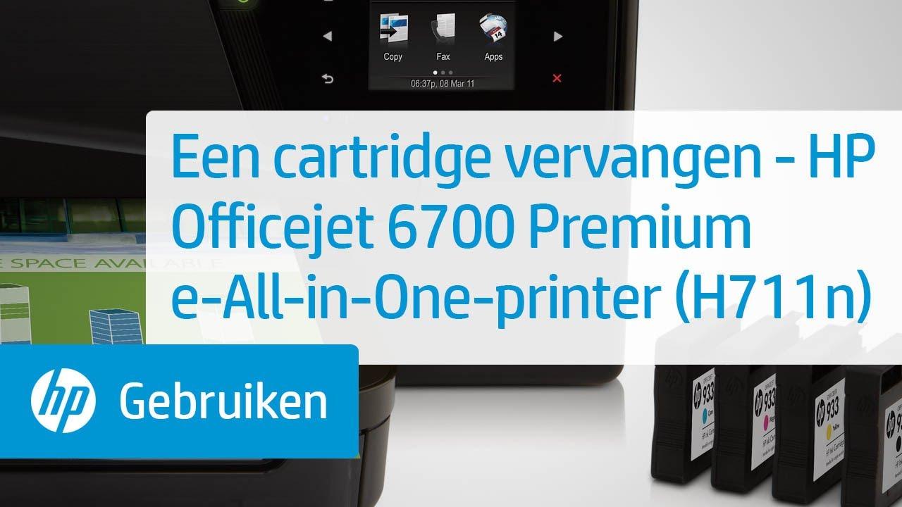 hp officejet 6700 premium e all in one printer manual