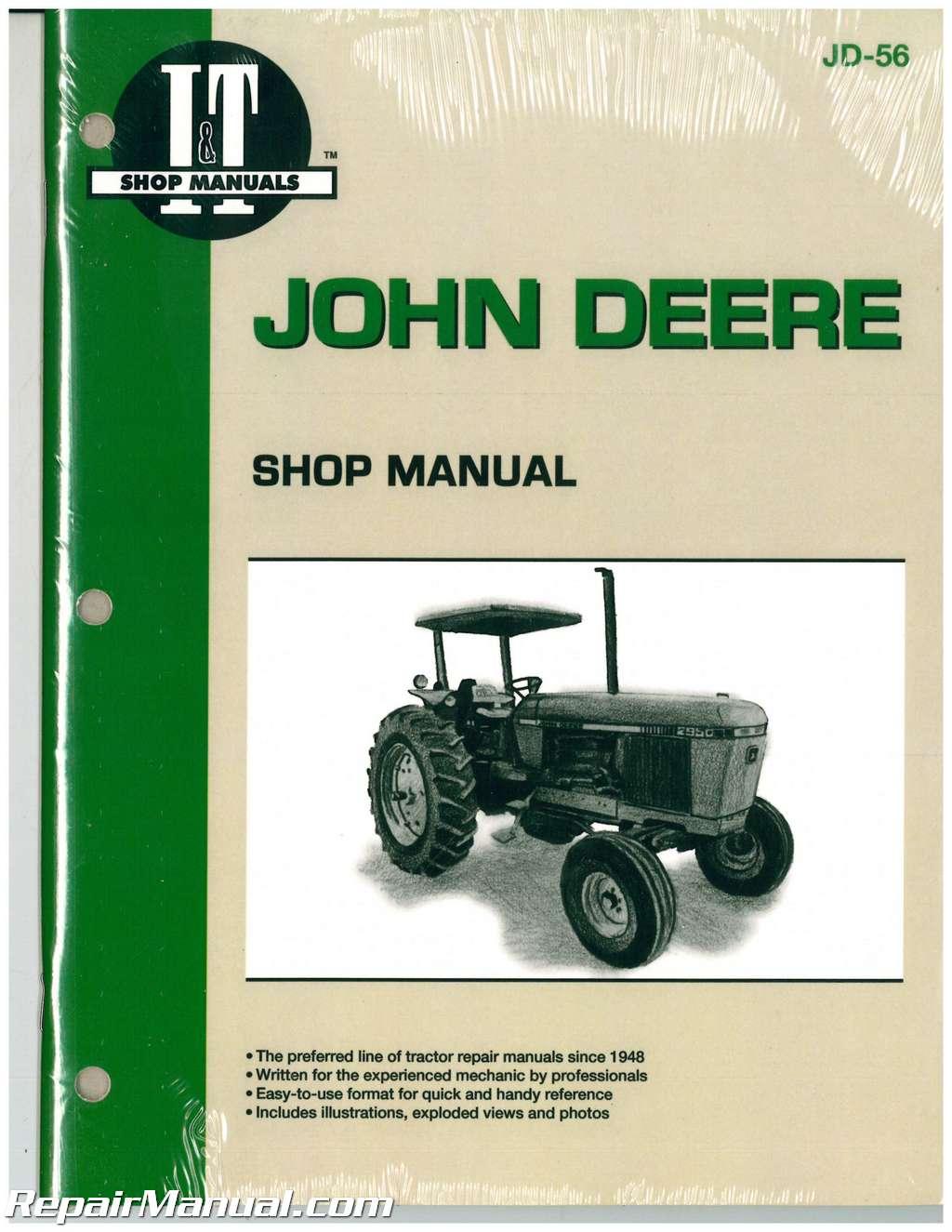 john deere lawn mower repair manual