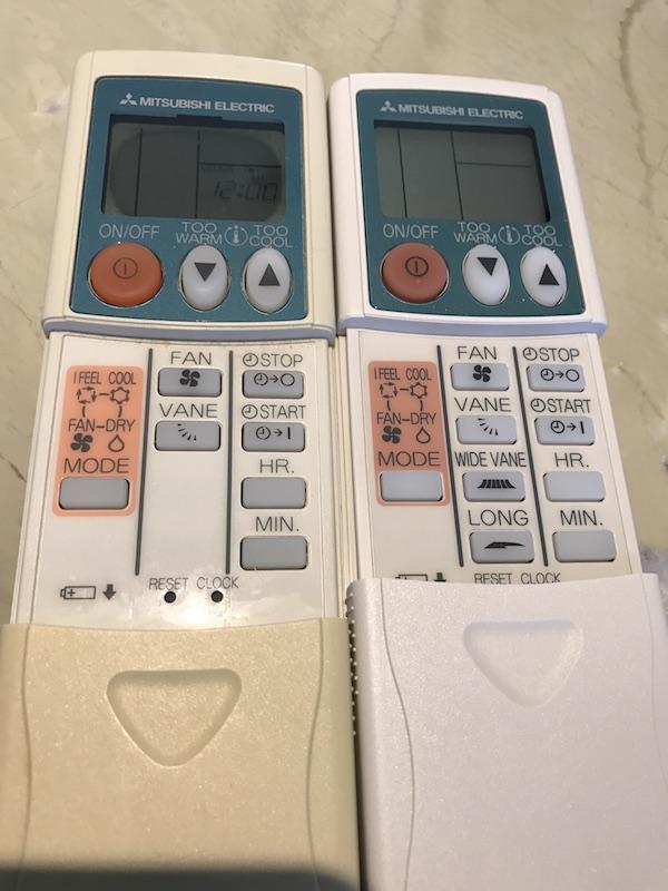 mr slim remote control manual