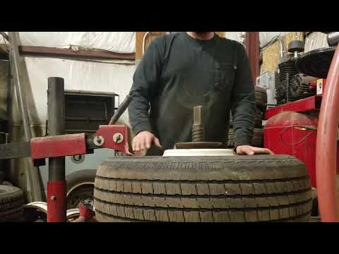 coats 4050a tire changer manual