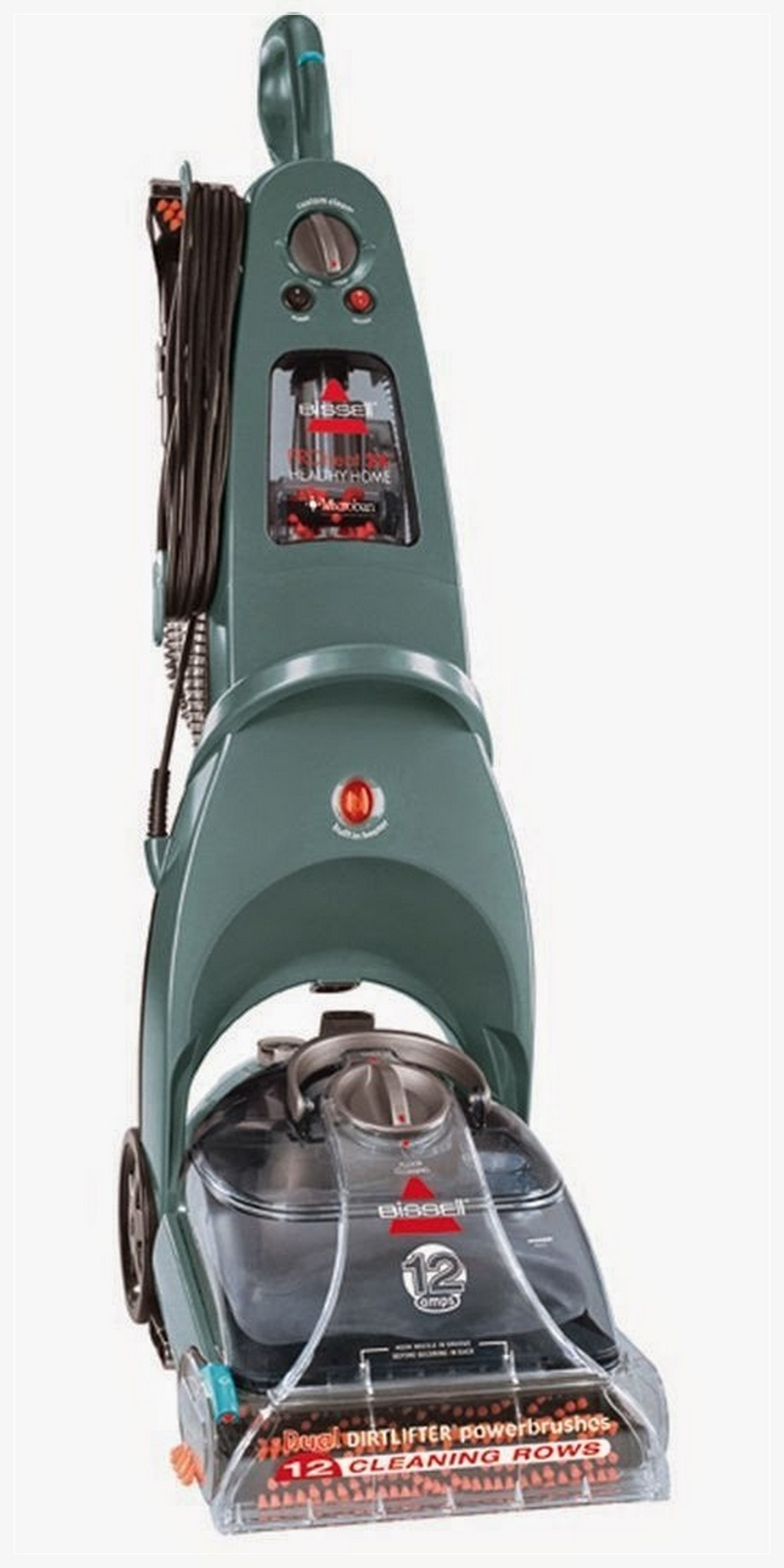 bissell proheat 2x professional manual
