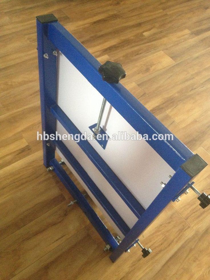 best manual screen printing press