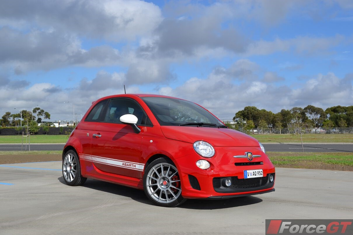fiat 500 abarth manual transmission