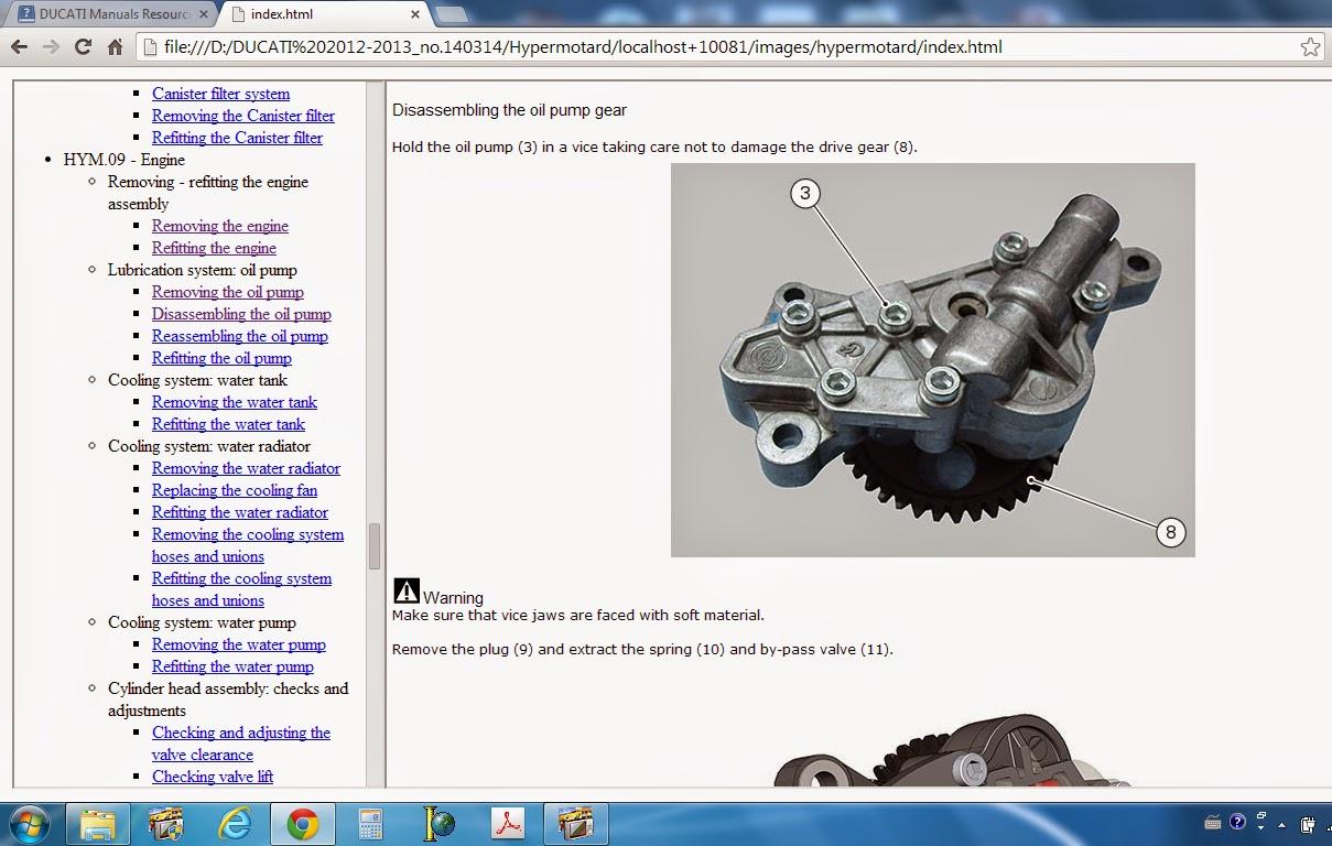 ducati monster 696 workshop manual