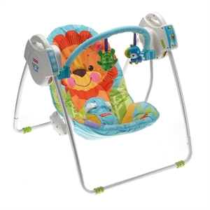 fisher price open top take along swing manual