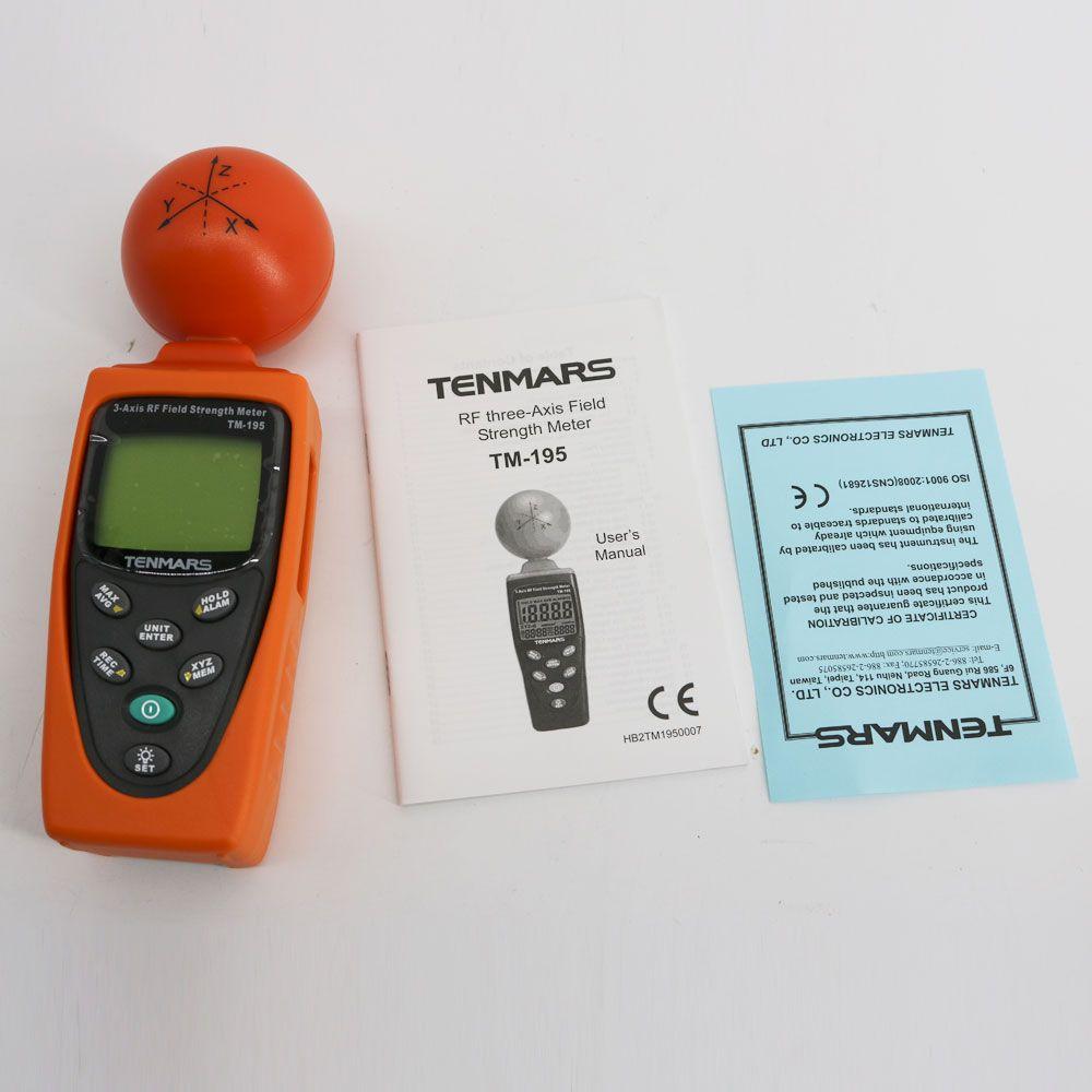 tenmars tm 195 user manual