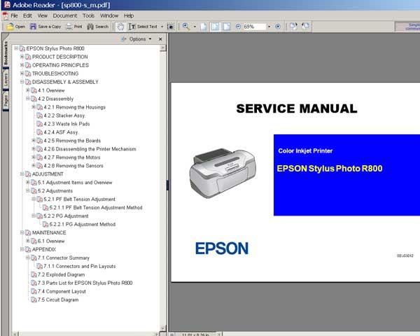 epson stylus pro 7890 manual
