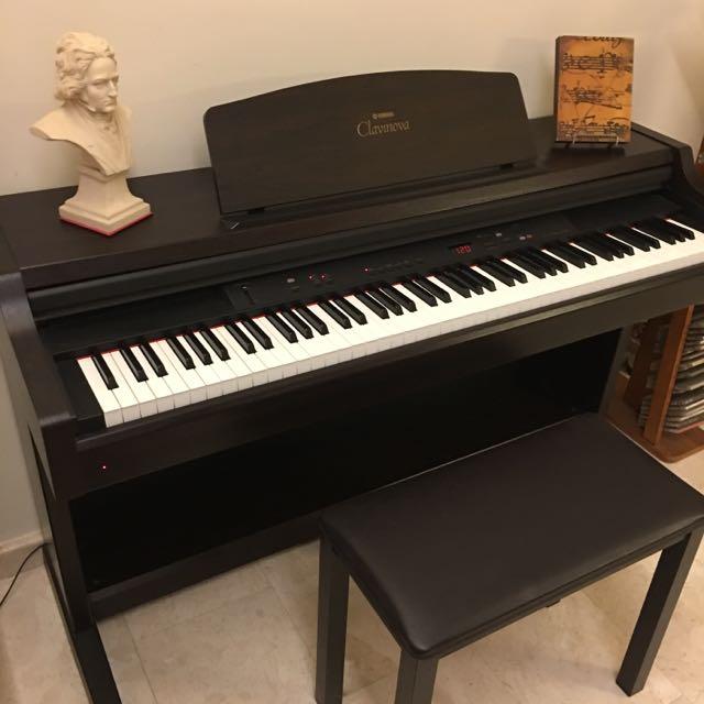 yamaha clavinova clp 820 manual