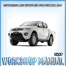 mitsubishi triton mn workshop manual free