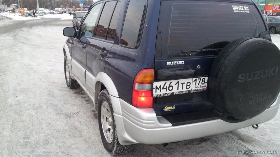 suzuki grand vitara manual transmission