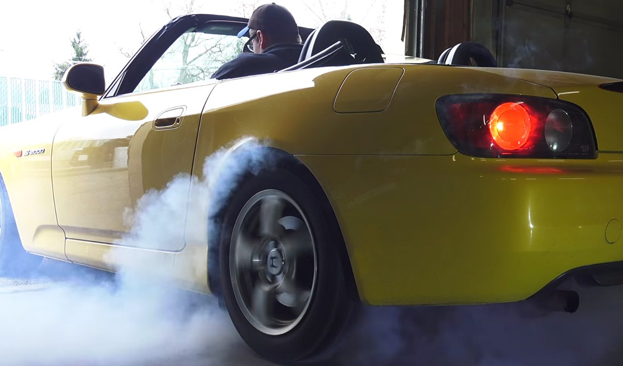 how to burnout in a manual