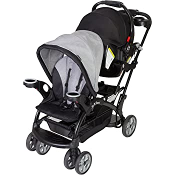 baby trend sit and stand ultra manual