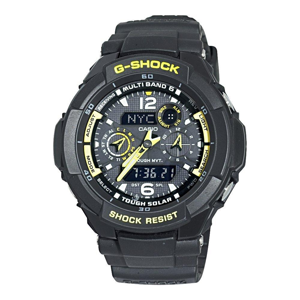 casio g shock atomic watch manual