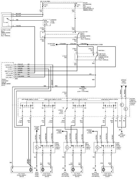 2000 ford ranger wiring diagram manual