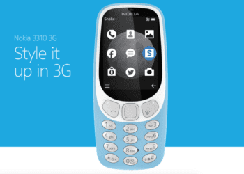 nokia 3310 3g user manual