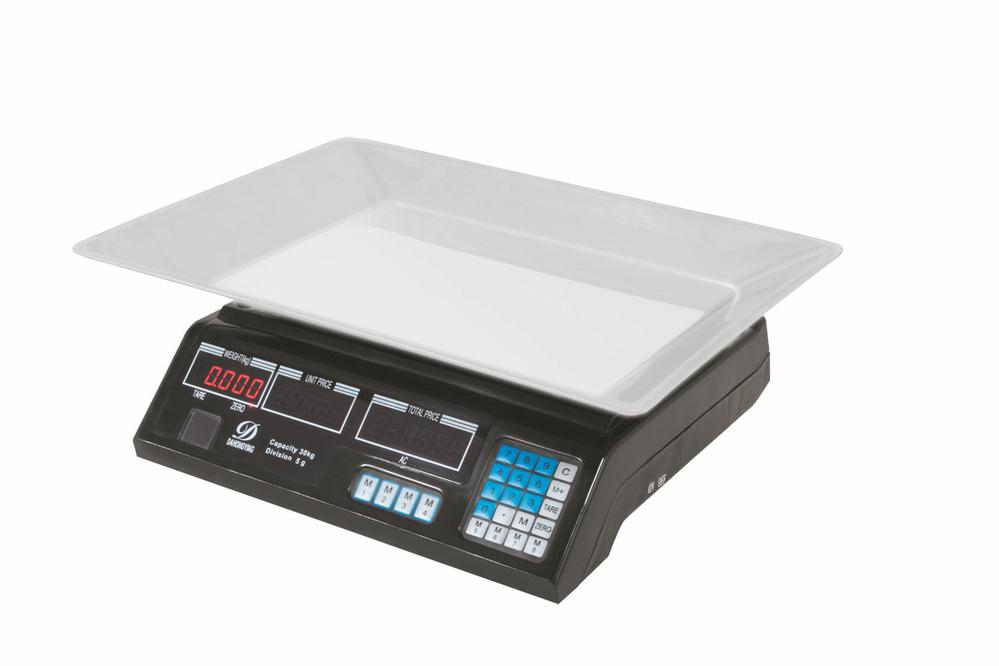 acs series digital scale manuals
