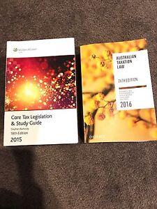 australian taxation study manual 2016
