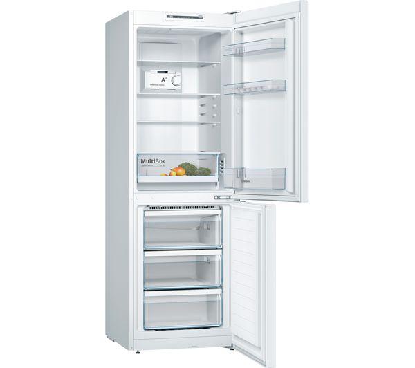 bosch intelligent frost free 40 fridge freezer manual