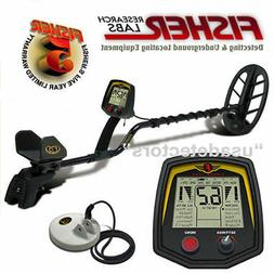 fisher f2 metal detector manual