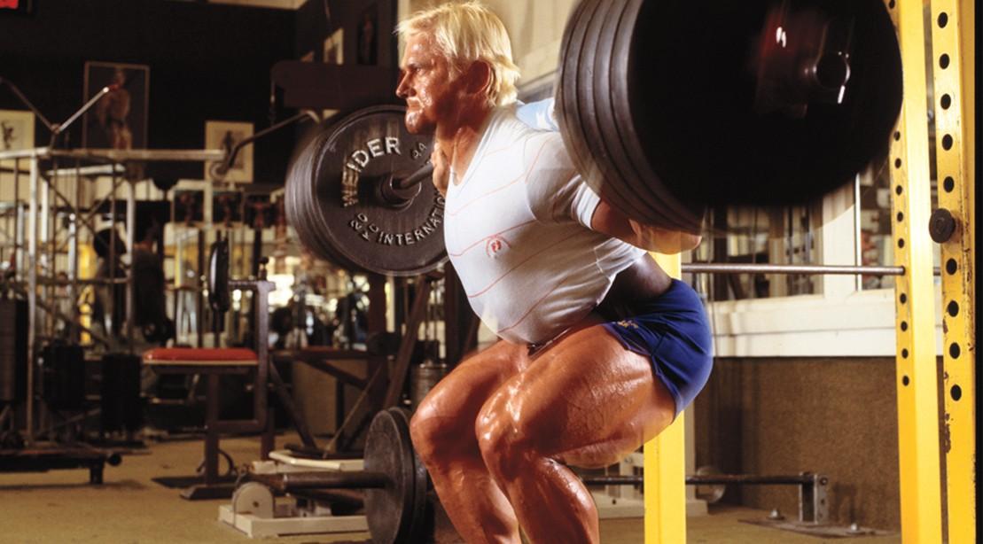 tom platz leg training manual
