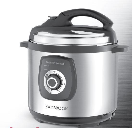 casera electric pressure cooker manual