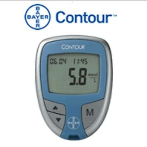 bayer contour next meter manual