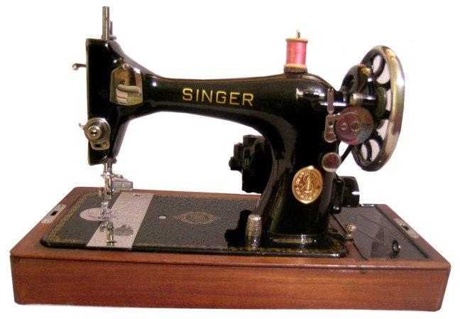 singer lockstitch sewing machine manual