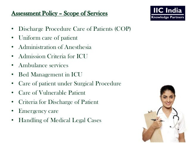 icu policy and procedure manual
