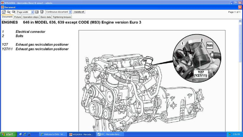mercedes vito w639 workshop manual