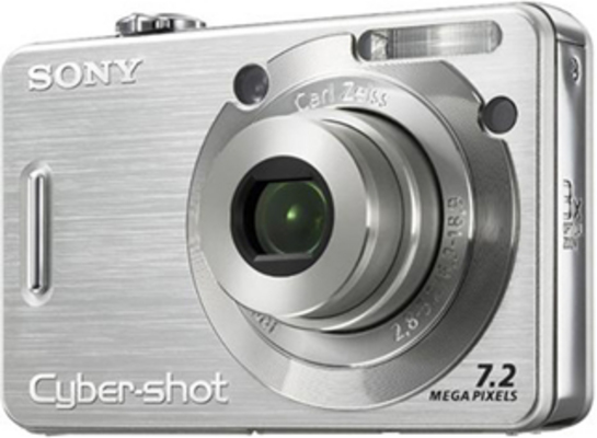 sony cyber shot dsc w55 manual